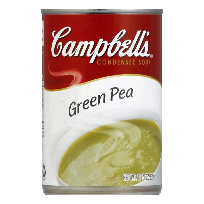Campbells Green Pea Condensed Soup, 11.25 OZ (Pack of 12)