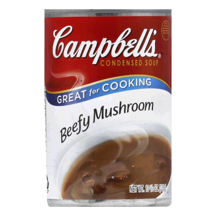 Campbells Soup Beefy Mushroom, 10.75 OZ (Pack of 12)