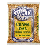 Swad Chana Dal, 2 lb (Pack of 6)