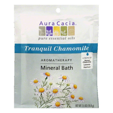 Aura Cacia Mineral Oil Tranquility, 2.5 OZ (Pack of 6)