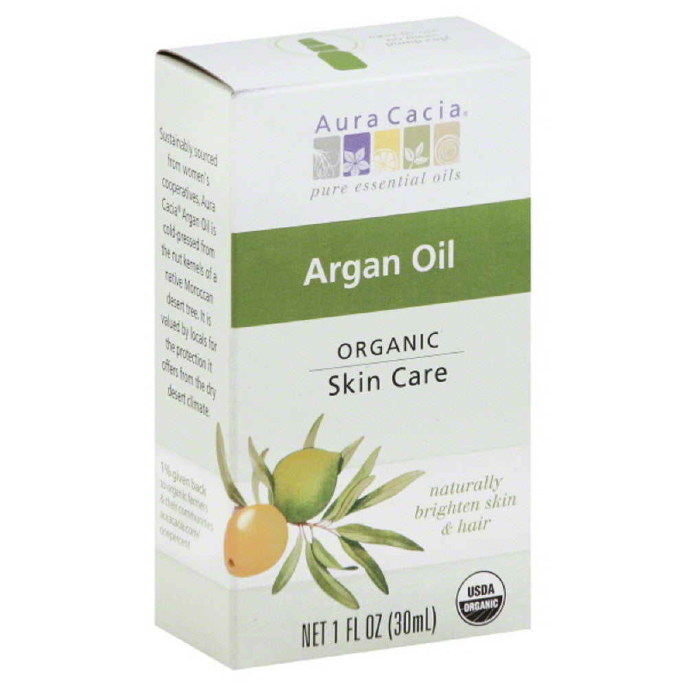 Aura Cacia Argan Oil, 1 Oz