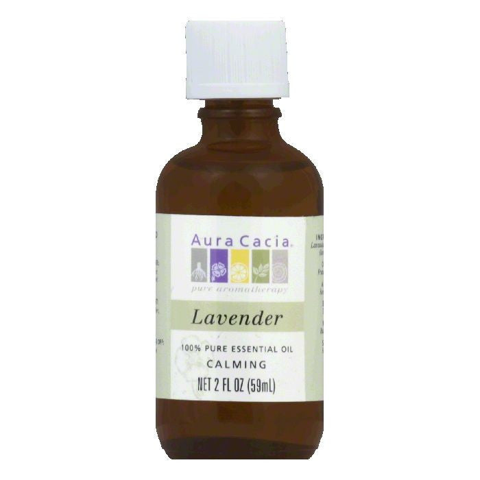 Aura Cacia Lavender Calming 100% Pure Essential Oil, 2 Oz