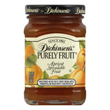 Dickinsons Purely Fruit Spread Apricot, 9.5 OZ (Pack of 6)