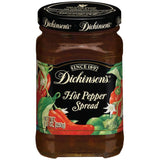 Dickinson's Hot Pepper Spread 9.5 Oz   (Pack of 6)