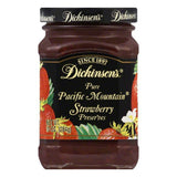 Dickinsons Strawberry Preserves, 10 OZ (Pack of 6)