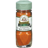 McCormick Gourmet Collection 100% Organic Cayenne Red Pepper 1.5 oz (Pack of 3)