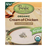 Pacific Foods Cream Chicken Condensed Soup, 12 OZ (Pack of 12)