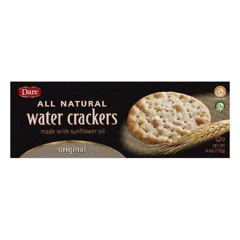 Dare Original Crackers, 4.4 OZ (Pack of 12)