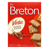 Dare Crackers Vinta Squares, 7 OZ (Pack of 12)