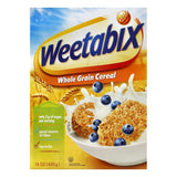 Weetabix Weetabix Whole Wheat Cereal, 14 OZ (Pack of 12)