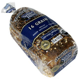 Silver Hills 16 Grain Sprouted Grain Bread, 22 Oz (Pack of 8)