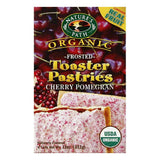 Nature's Path Frosted Cherry Pomegran Toaster Pastries, 11 OZ (Pack of 6)