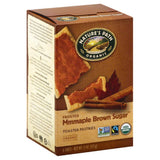 Natures Path Mmmaple Brown Sugar Frosted Organic Toaster Pastries, 11 Oz (Pack of 6)