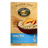 Natures Path Crispy Rice Cereal, 10 OZ (Pack of 6)