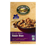 Natures Path Raisin Bran Flax Plus Cereal, 14 OZ (Pack of 6)