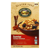 Natures Path Crunchy Cinnamon Sunrise Cereal, 10.6 Oz (Pack of 6)