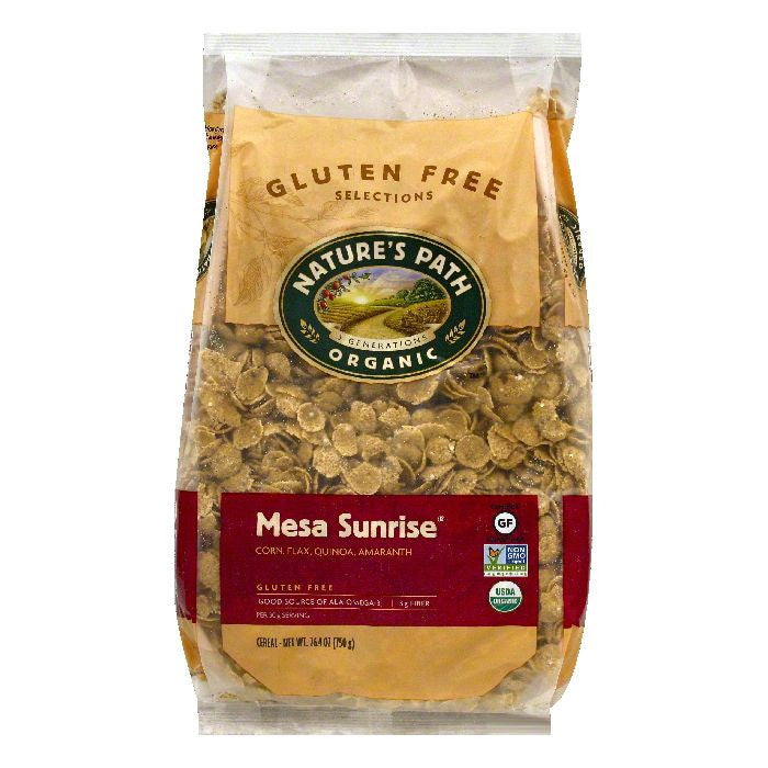 Natures Path Mesa Sunrise Cereal, 26.4 OZ (Pack of 6)