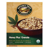 Natures Path Hemp Plus Granola Cereal, 11.5 OZ (Pack of 6)