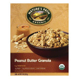 Natures Path Peanut Butter Granola Cereal, 11.5 OZ (Pack of 6)