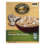 Natures Path Coconut Chia Chia Plus Granola, 12.34 OZ (Pack of 6)