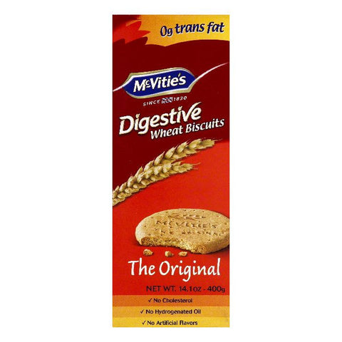McVitie's Digestive Crackers (Pack of 12)