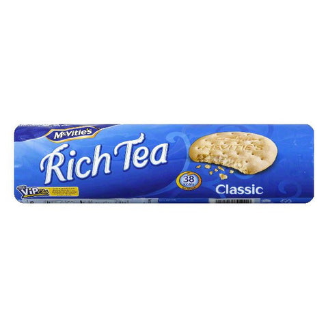 McVitie's Rich Tea Classic Buiscuit, 10.5 OZ (Pack of 20)