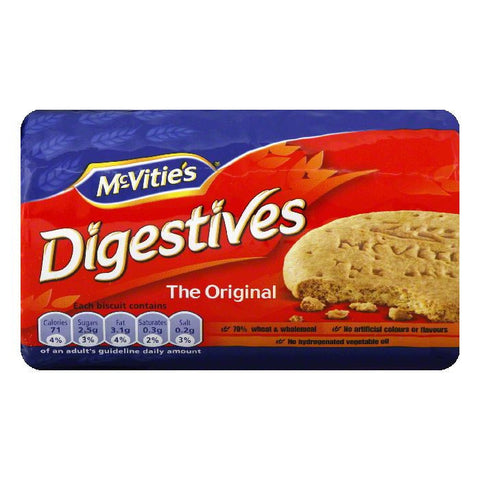 McVitie's Original Digestives, 8.8 OZ (Pack of 12)