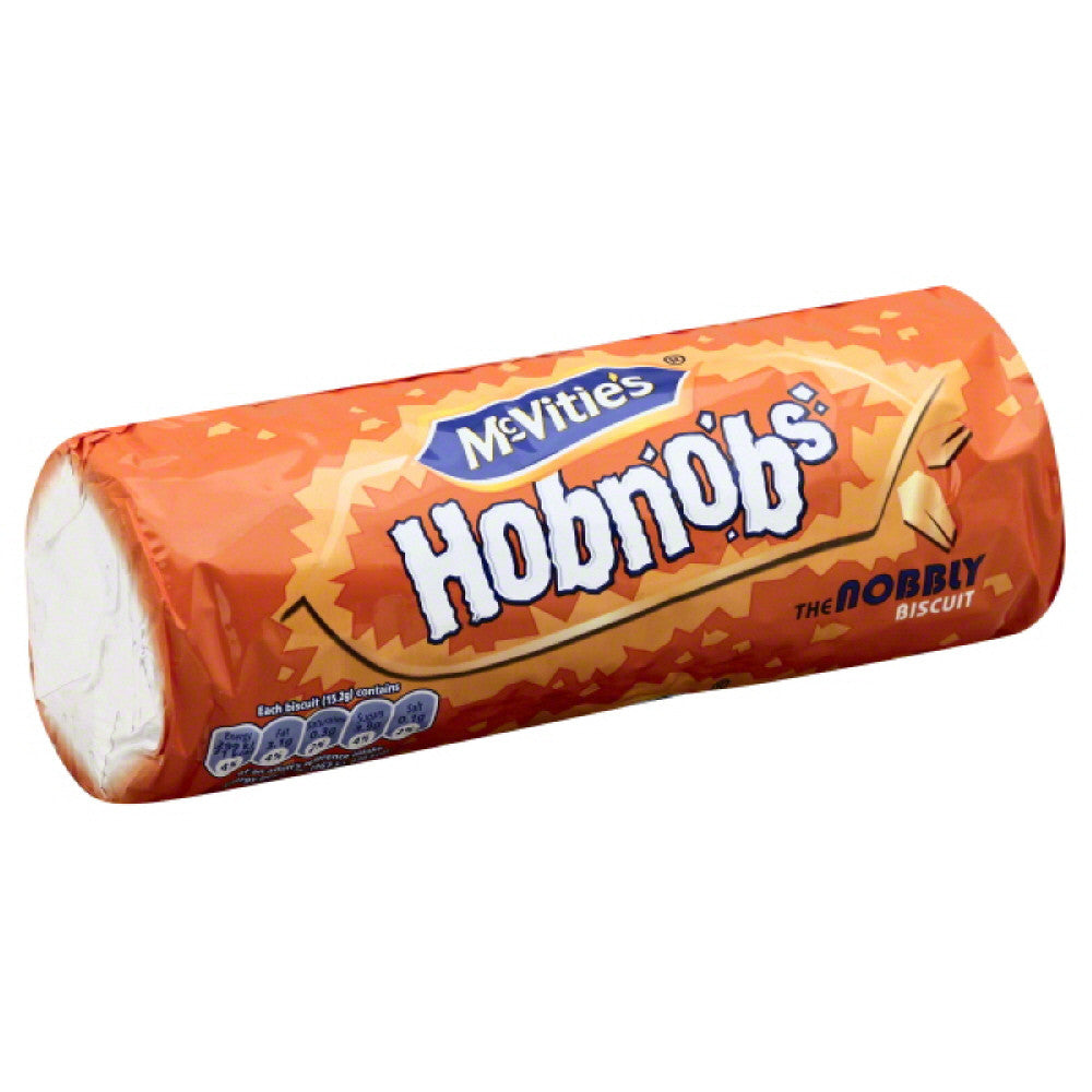 McVities Hobnobs, 10.5 Oz (Pack of 12)