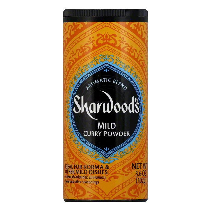 Sharwood Spice Mild Curry Powder, 3.6 OZ (Pack of 6)