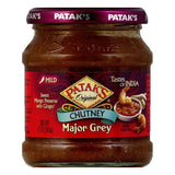 Patak's Chutney Major Grey, 12 OZ (Pack of 6)