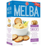 Old London Melba Snacks Roasted Garlic 5.25 Oz  (Pack of 12)