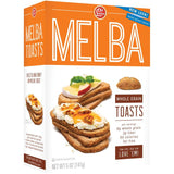 Old London Melba Toast Whole Grain 5 Oz  (Pack of 12)