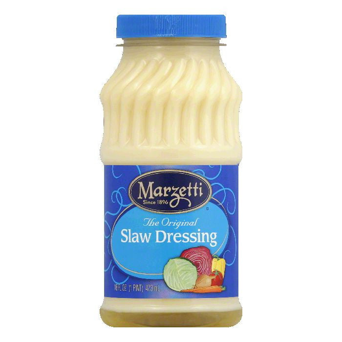 Marzetti Dressing Slaw, 16 OZ (Pack of 6)