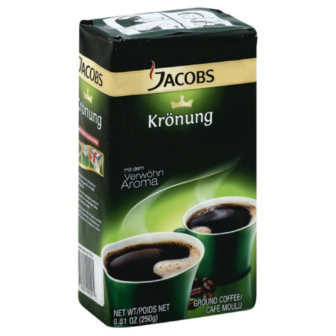 Jacobs Ground Coffee, 8.8 Oz (Pack of 12)