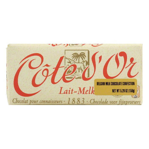 Cote D'Or Cote D'Or 1883 Milk Bar, 5.6 OZ (Pack of 24)