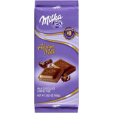 Milka Alpine Milk Chocolate Confection Bar 3.52 oz  (Pack of 10)