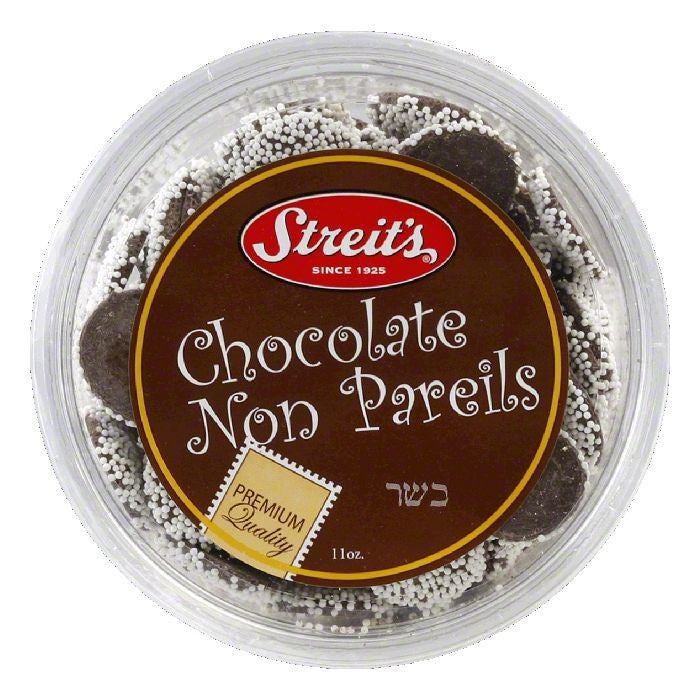 Streits Non-pariels Chocolate, 11 OZ (Pack of 6)