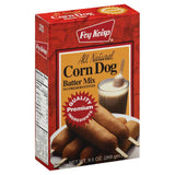Fry Krisp Corn Dog Batter Mix, 9.5 Oz (Pack of 12)