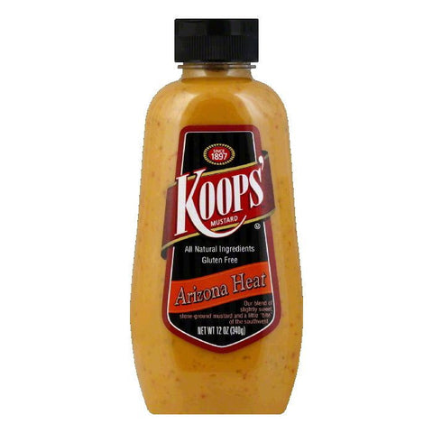 Koops Arizona Heat Squeeze, 12 OZ (Pack of 12)