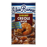 Blue Runner Shrimp Creole Base, 25 Oz (Pack of 6)