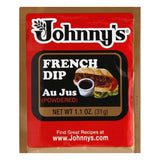 Johnny Fine Foods Powder Au Jus, 1.1 OZ (Pack of 12)