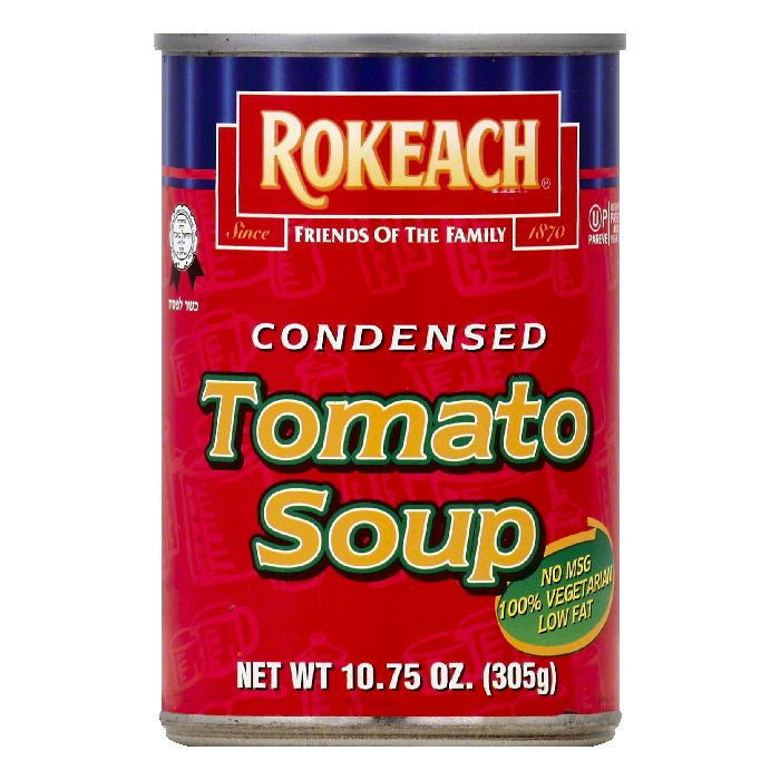 Rokeach Tomato Condensed Soup, 10.75 OZ (Pack of 24)