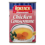 Rokeach Chicken Consomme, 14.5 OZ (Pack of 12)
