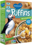 Barbara's Multigrain Puffins Cereal, 10 OZ (Pack of 6)