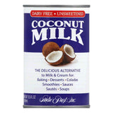 Andre Prost Unsweetened Coconut Milk, 13.5 OZ (Pack of 12)
