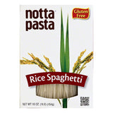 Notta Pasta Rice Spaghetti, 16 OZ (Pack of 6)