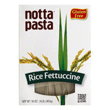 Notta Pasta Rice Fettuccine, 16 OZ (Pack of 6)