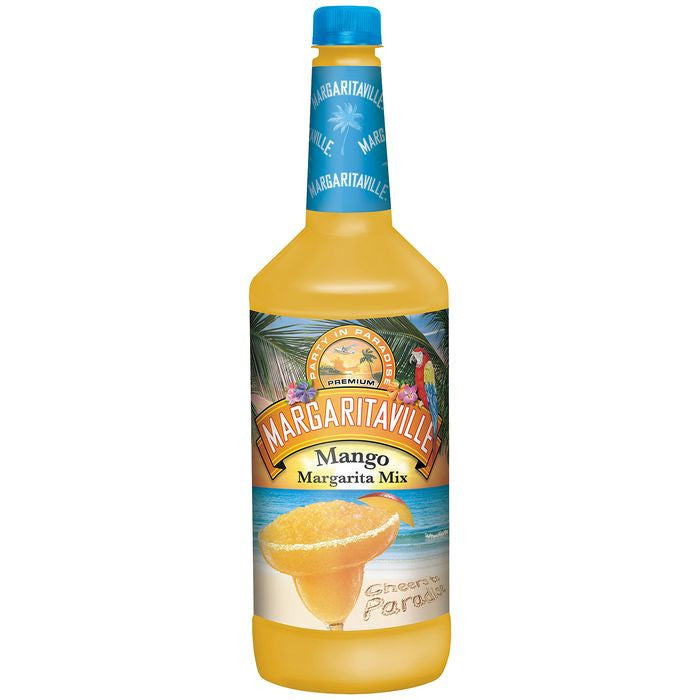 Margaritaville Mango Margarita Mix 1 L  (Pack of 12)