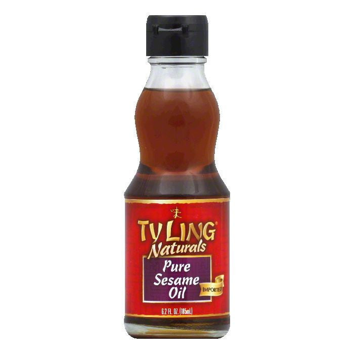 Tyling Sesame Oil, 6.2 OZ (Pack of 12)