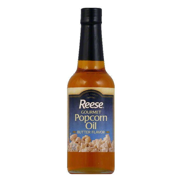Reese Popcorn Oil, 10 OZ (Pack of 12)